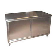 Steel cabinets from unique metals for Kitchen cabinets 700mm