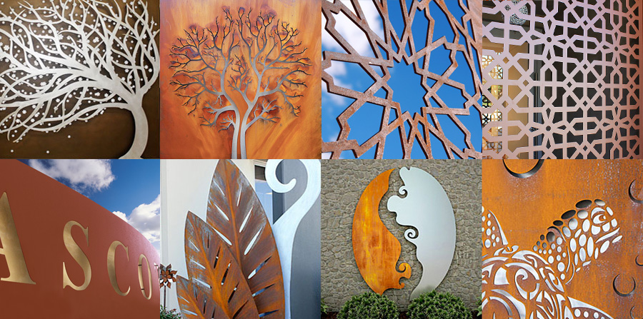 Metal Art and Product Design From Unique Metals